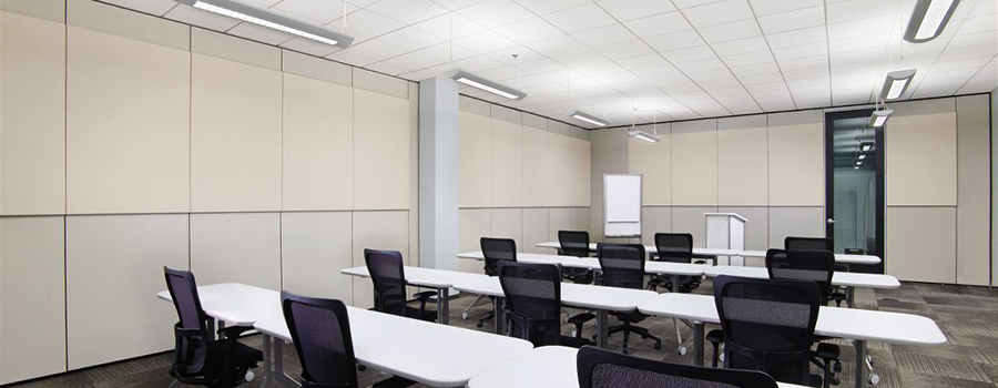 NH MA Fabric Sound Absorbing Acoustical Wall Systems